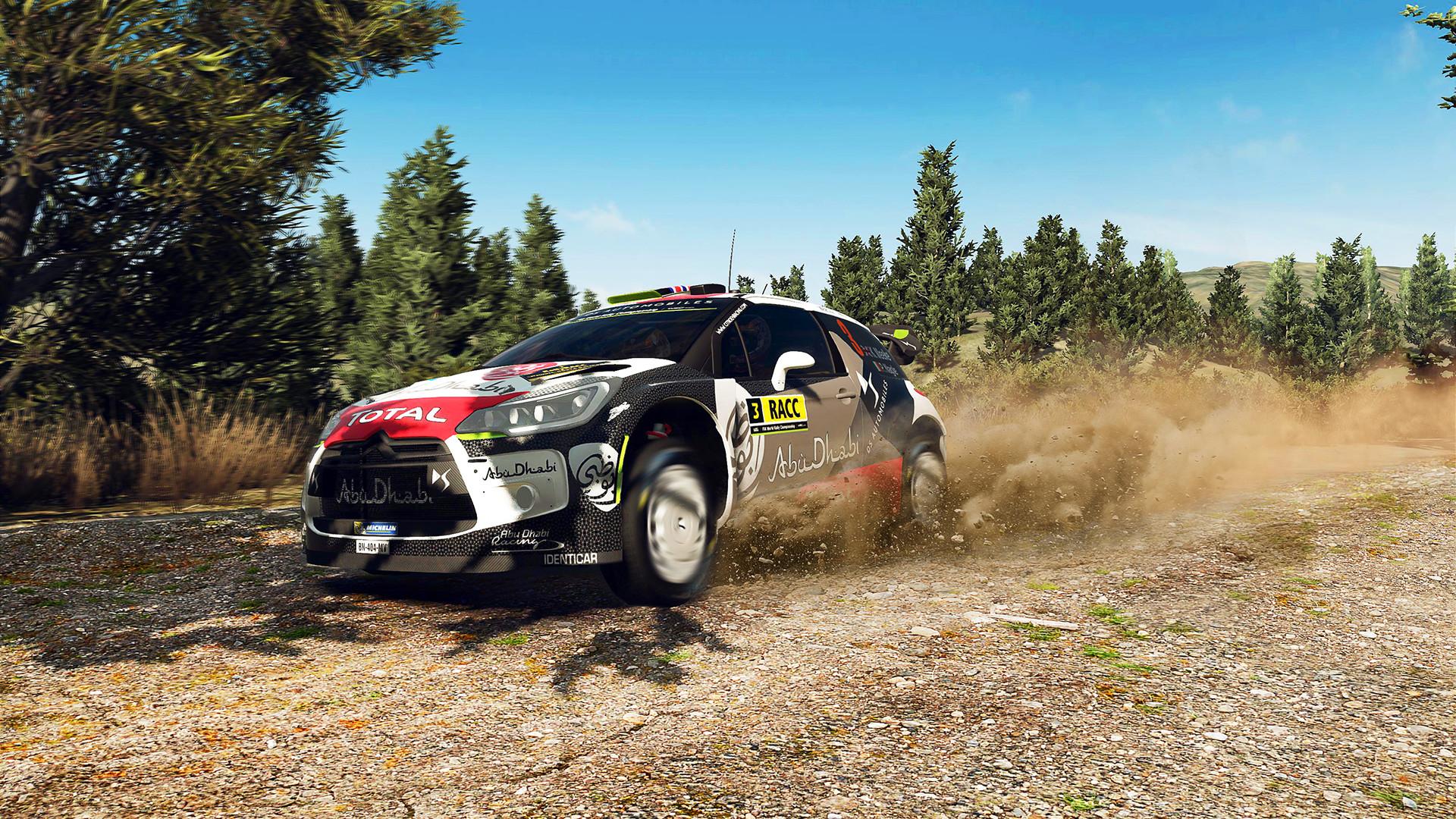 WRC 5 FIA World Rally Championship