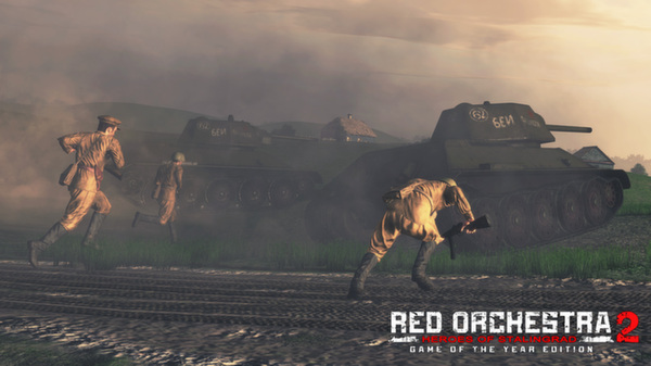 Скриншот №23 к Red Orchestra 2 Heroes of Stalingrad with Rising Storm
