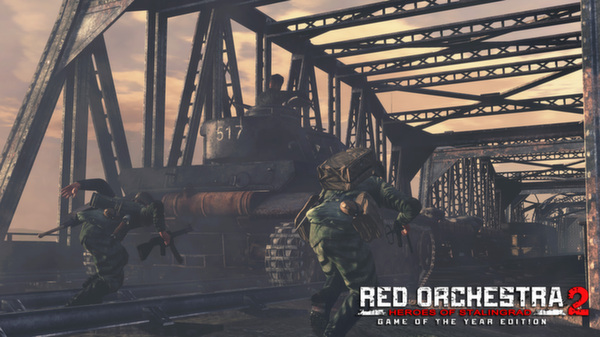 Скриншот №15 к Red Orchestra 2 Heroes of Stalingrad with Rising Storm