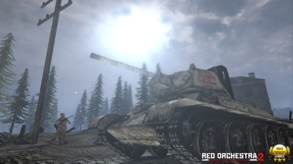 Скриншот №6 к Red Orchestra 2 Heroes of Stalingrad with Rising Storm
