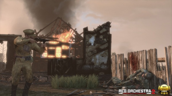 Скриншот №7 к Red Orchestra 2 Heroes of Stalingrad with Rising Storm