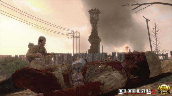 Скриншот №8 к Red Orchestra 2 Heroes of Stalingrad with Rising Storm