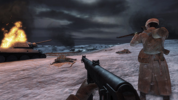 Скриншот №72 к Red Orchestra 2 Heroes of Stalingrad with Rising Storm