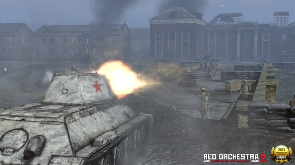 Скриншот №5 к Red Orchestra 2 Heroes of Stalingrad with Rising Storm