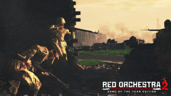 Скриншот №20 к Red Orchestra 2 Heroes of Stalingrad with Rising Storm