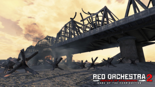 Скриншот №14 к Red Orchestra 2 Heroes of Stalingrad with Rising Storm