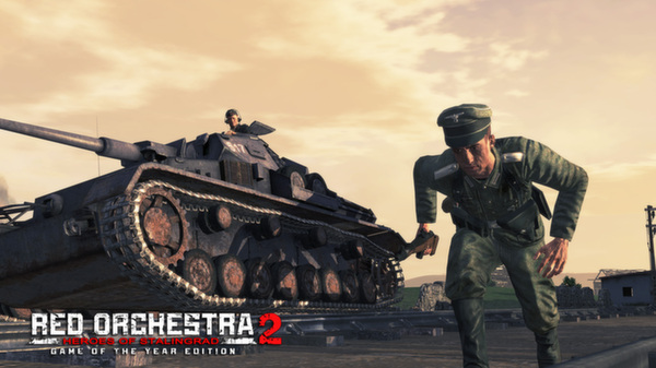 Скриншот №16 к Red Orchestra 2 Heroes of Stalingrad with Rising Storm