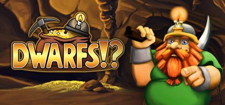 Dwarfs!? Cover Image