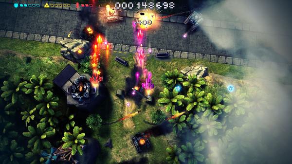 Sky Force Anniversary скриншот