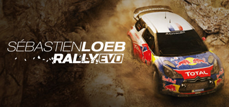 Sébastien Loeb Rally EVO Cover Image