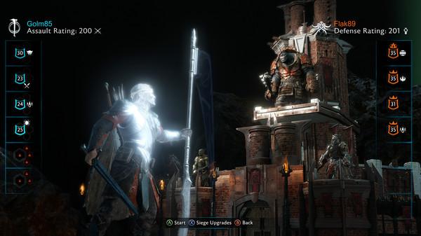 Скриншот №4 к Middle-earth™ Shadow of War™