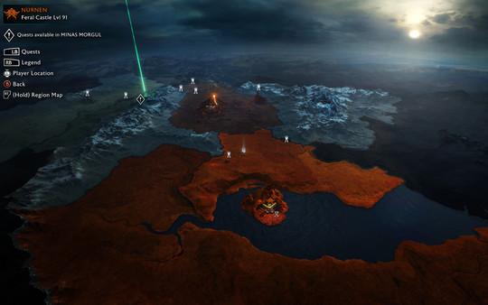 Скриншот №6 к Middle-earth™ Shadow of War™
