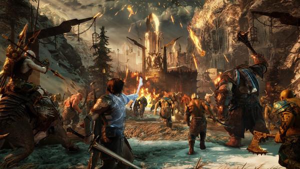 Скриншот №1 к Middle-earth™ Shadow of War™