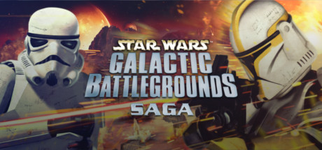 STAR WARS™ Galactic Battlegrounds Saga Cover Image