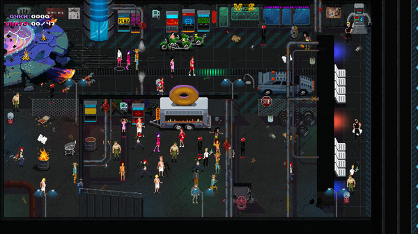 Скриншот №9 к Party Hard