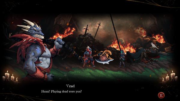 Скриншот №8 к Deaths Gambit