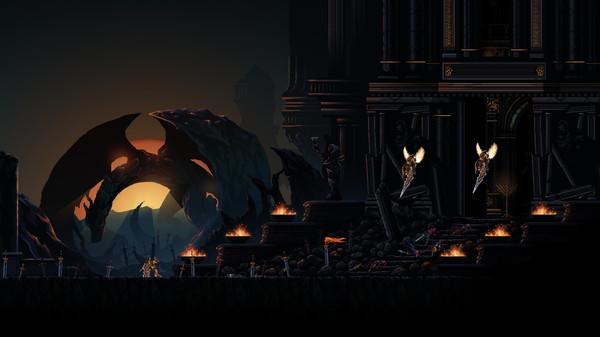 Скриншот №7 к Deaths Gambit