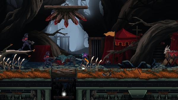 Скриншот №2 к Deaths Gambit