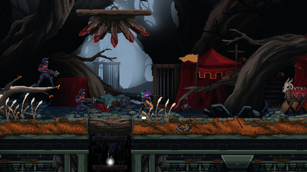 Скриншот №2 к Deaths Gambit Afterlife