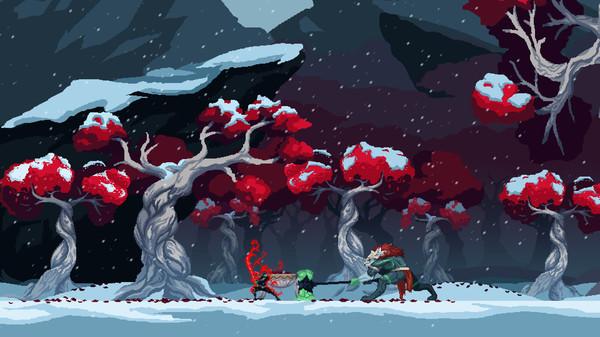 Скриншот №3 к Deaths Gambit