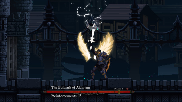 Скриншот №5 к Deaths Gambit Afterlife