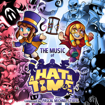 Скриншот №1 к A Hat in Time - Soundtrack