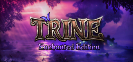 Trine Enchanted Edition Cover Image