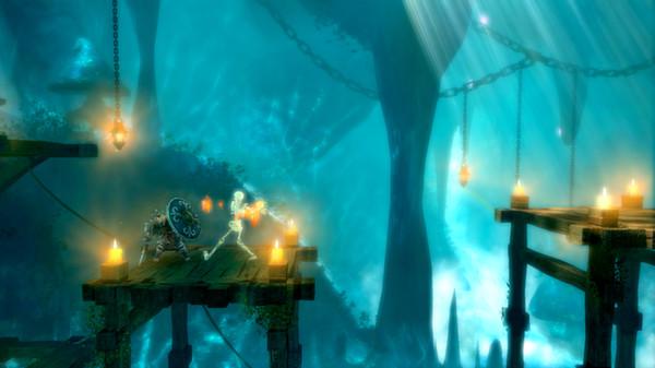 Скриншот №3 к Trine Enchanted Edition