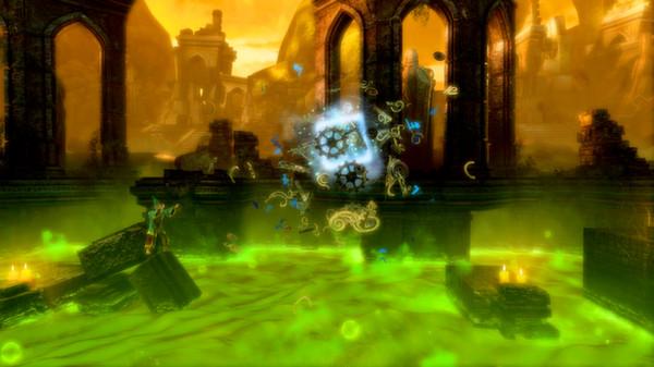 Скриншот №6 к Trine Enchanted Edition
