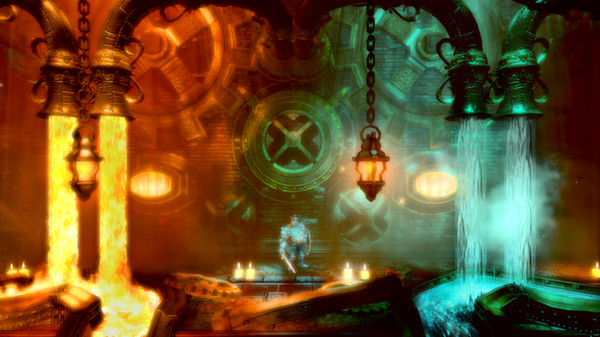 Скриншот №8 к Trine Enchanted Edition