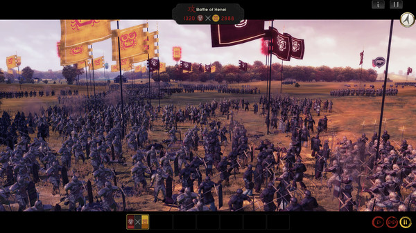 Oriental Empires Captura 3