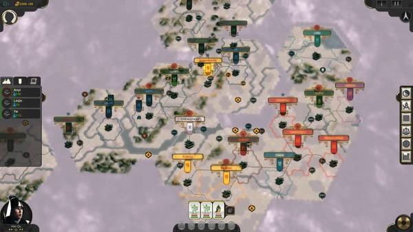 Oriental Empires Captura 1