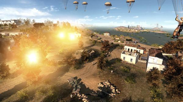 Скриншот №3 к Men of War Assault Squad 2 - Airborne