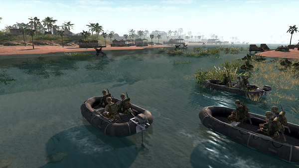Скриншот №6 к Men of War Assault Squad 2 - Airborne