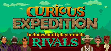 Curious Expedition Cover Image