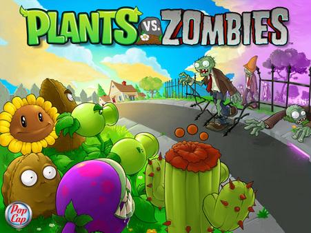 Скриншот №1 к Plants vs. Zombies GOTY Edition