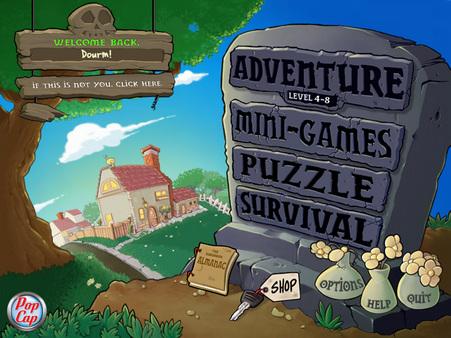 Скриншот №2 к Plants vs. Zombies GOTY Edition
