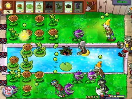 Скриншот №7 к Plants vs. Zombies GOTY Edition