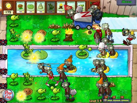 Скриншот №8 к Plants vs. Zombies GOTY Edition