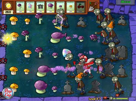 Скриншот №9 к Plants vs. Zombies GOTY Edition