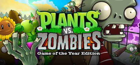 Plants vs. Zombies GOTY Edition Cover Image