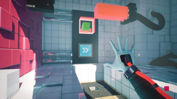 Скриншот №1 к Q.U.B.E. 2