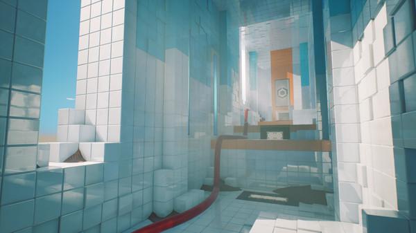 Скриншот №3 к Q.U.B.E. 2