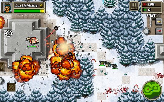 Скриншот №3 к Kick Ass Commandos