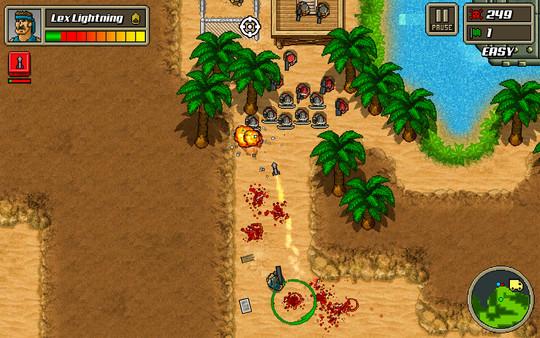 Скриншот №4 к Kick Ass Commandos