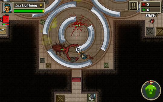 Скриншот №5 к Kick Ass Commandos