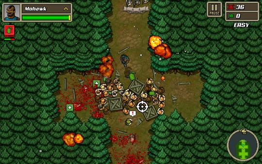 Скриншот №9 к Kick Ass Commandos