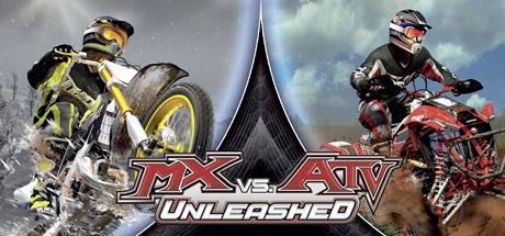 MX vs. ATV Unleashed Cover Image