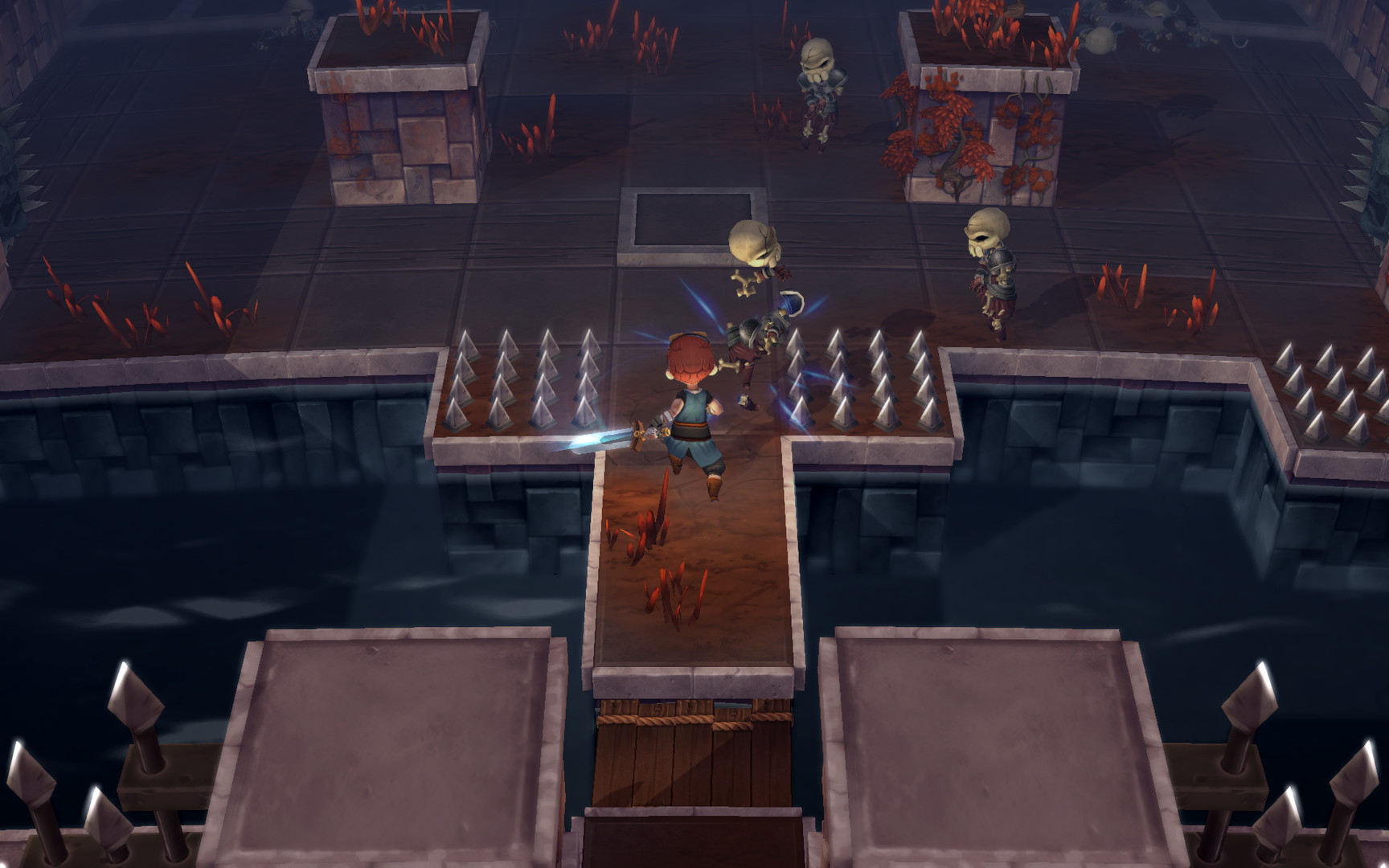 Evoland 2 Screenshot 1