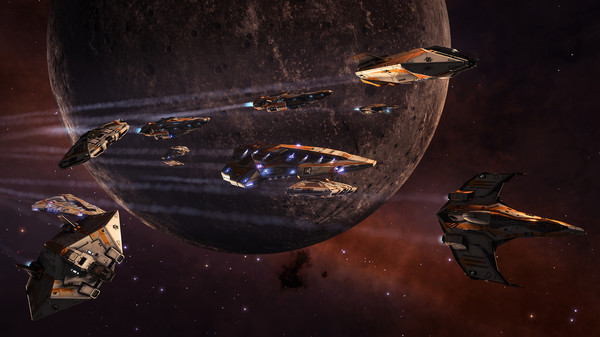 Скриншот №1 к Elite Dangerous